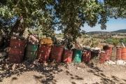 Druze fence 2