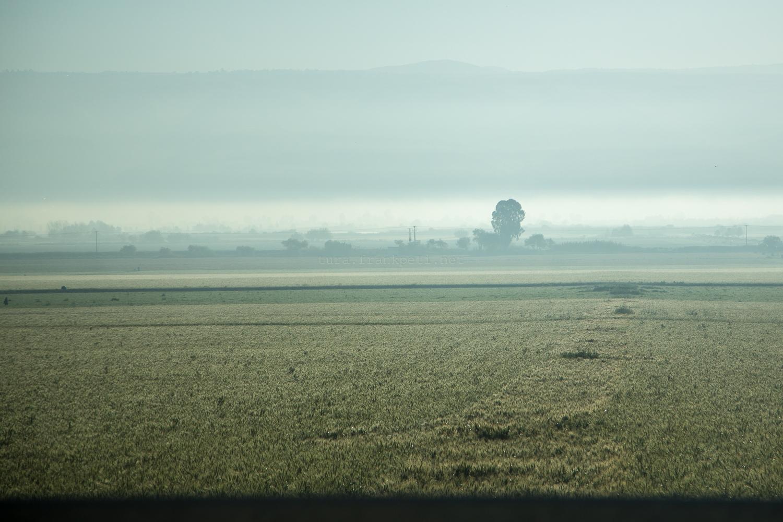 északnak tartva még ködös a határ